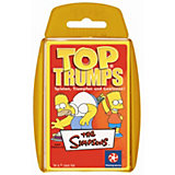 Top Trumps Die Simpsons
