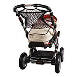 Universal Net for Pram, with Anchor, Black