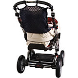 Universal Net for Pram, with Privacy Shield and Anchor, Navy Blue