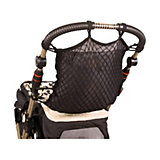 Universal Net for Pram, with Privacy Shield and Anchor, Black