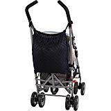 Universal Net for Buggy, with Privacy Shield and Toggle, Navy Blue