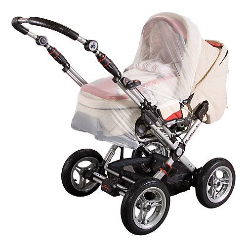 Insektenschutz Kinderwagen, weiß Kinder