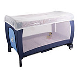 Insect Protection for Travel Cots, White