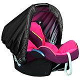 Sonnenschutz für Babyschale, schwarz