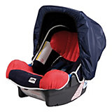 Sun Protector for Baby Carriers, Navy Blue