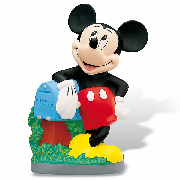 bullyland spardose walt disney micky maus disney mickey mouse friends mytoys. Black Bedroom Furniture Sets. Home Design Ideas