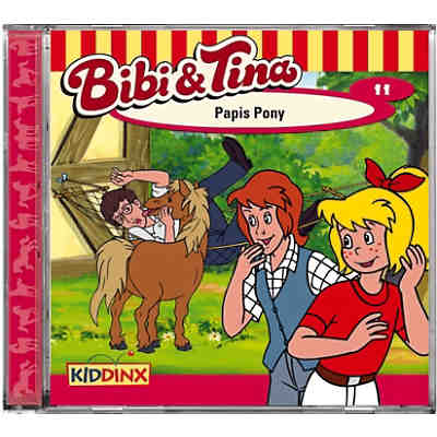 CD Bibi & Tina 01: Papis Pony