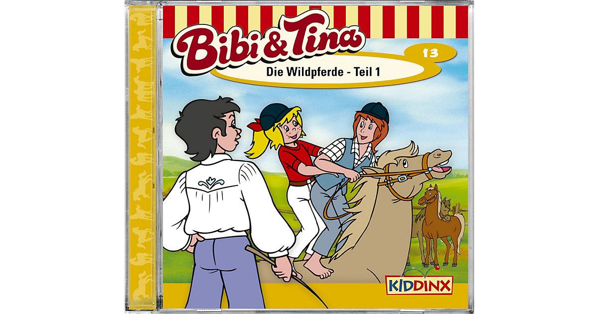 CD Bibi und Tina 13: Die Wildpferde 01 Hörbuch