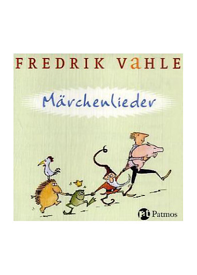 m rchenlieder audio cd fredrik vahle mytoys. Black Bedroom Furniture Sets. Home Design Ideas