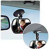Safety Rear-view Mirror 2 in 1