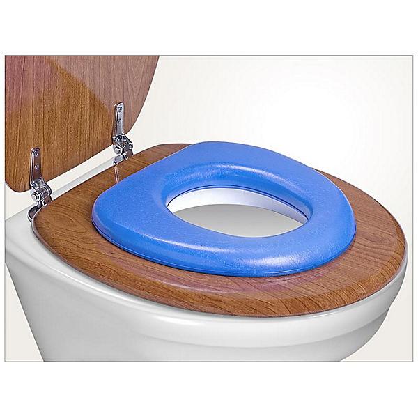 toilettensitz soft blau reer mytoys. Black Bedroom Furniture Sets. Home Design Ideas