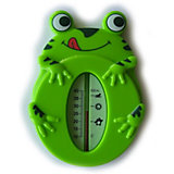 Badethermometer Frosch
