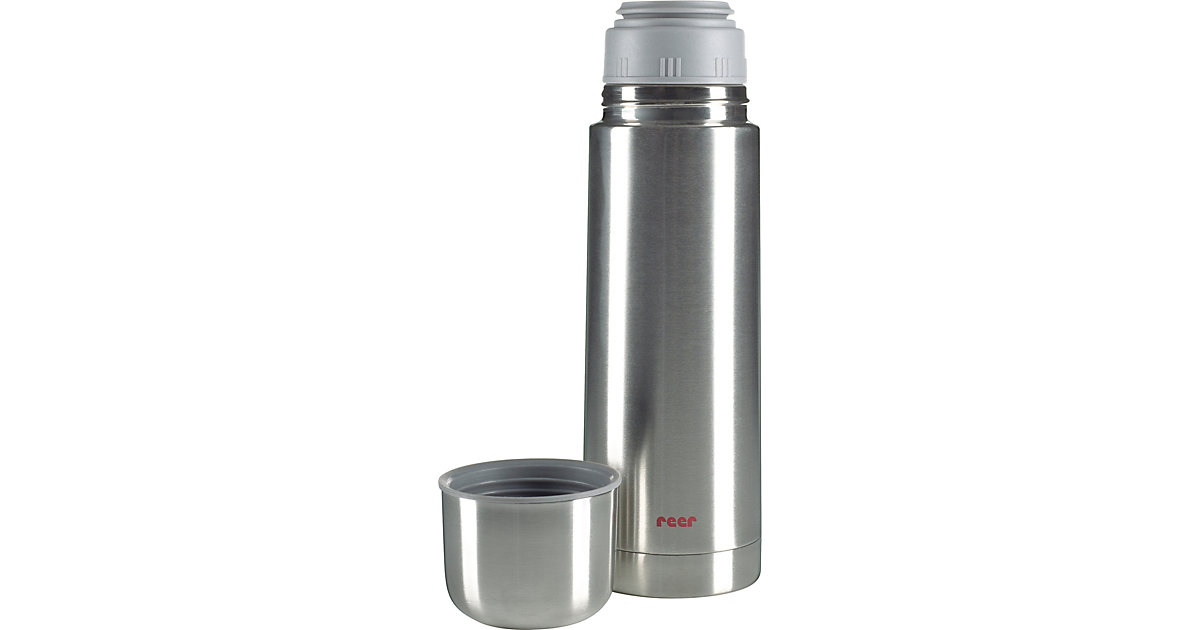 Thermoflasche Edelstahl, 0,5 l