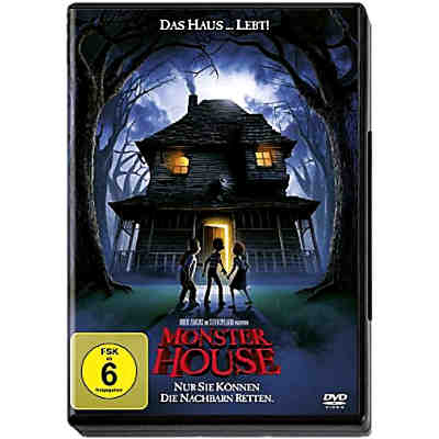 DVD Monster House