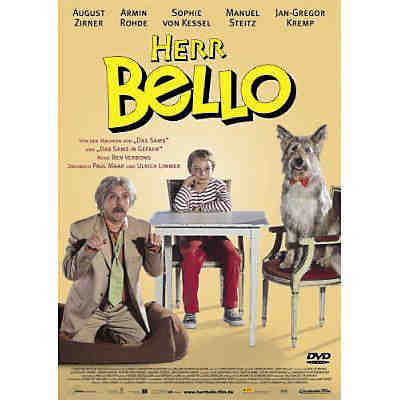 DVD Herr Bello