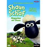 DVD Shaun das Schaf - Abspecken mit Shaun (8 Abenteuer)