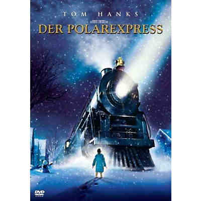 DVD Der Polarexpress