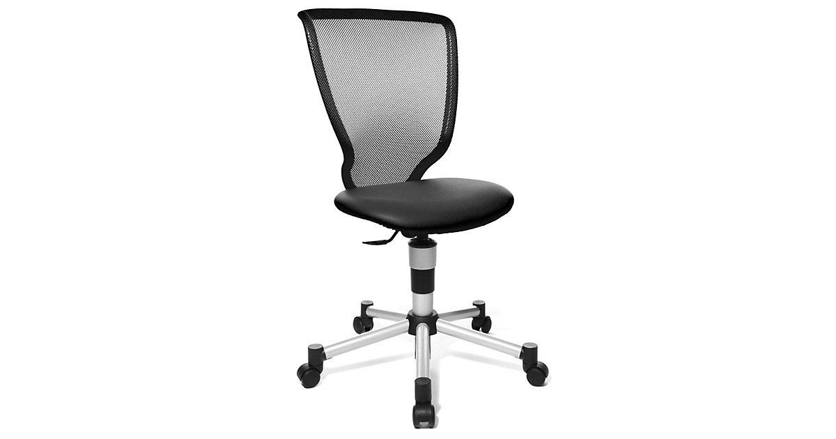 Drehstuhl MAXX Chairs Titan Junior schwarz