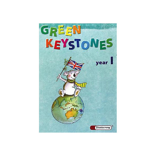 Green Keystones, Ausgabe 2007: Year 1, Activity Book (BandNr.021812)
