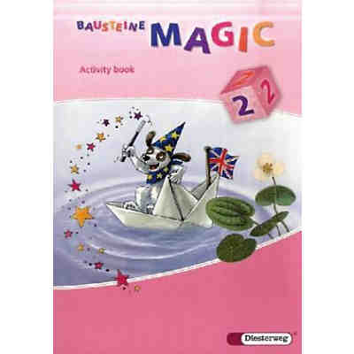 Bausteine Magic: 2. Klasse, Activity Book (Att8:BandNrText: 2152)