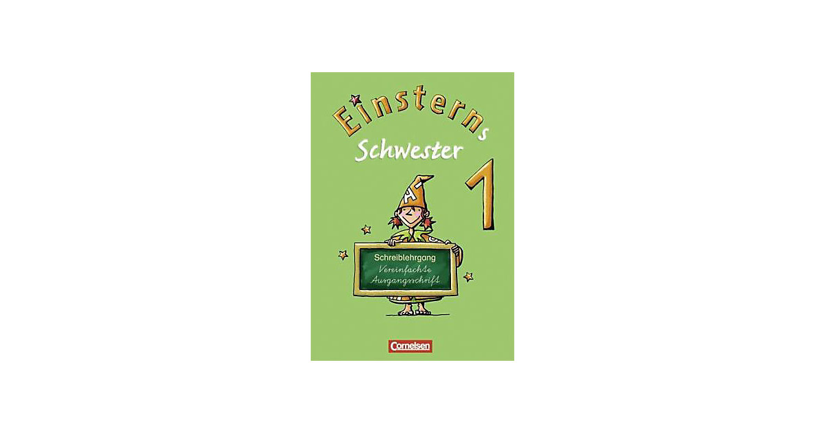 Buch - Einsterns Schwester: 1. Schuljahr, Schreiblehrgang Vereinfachte Ausgangsschrift (Att8:BandNrText: 822107)