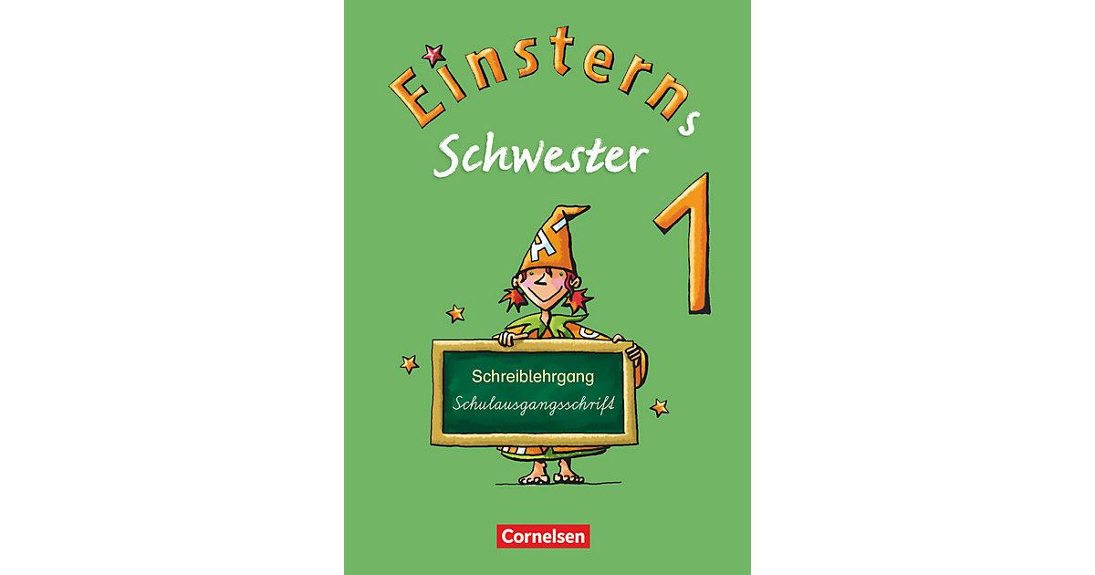 Buch - Einsterns Schwester: 1. Schuljahr, Schreiblehrgang Schulausgangsschrift (Att8:BandNrText: 822085)