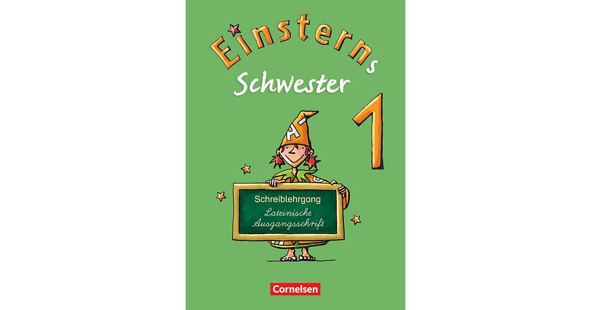 Buch - Einsterns Schwester: 1. Schuljahr, Schreiblehrgang Lateinische Ausgangsschrift (Att8:BandNrText: 822093)