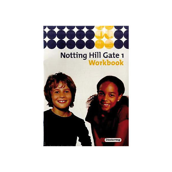 Notting Hill Gate, Ausgabe 2007: 5. Schuljahr, Workbook m. Audio-CD u. CD-ROM 'Multimedia-Sprachtrainer' (BandNr.1)