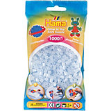 HAMA 207 midi-Perlen, 1000 Stück, Leucht-Blau