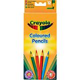 Цветные карандаши (12 шт), Crayola