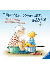 Sammelband: Töpfchen, Schnuller, Teddybär