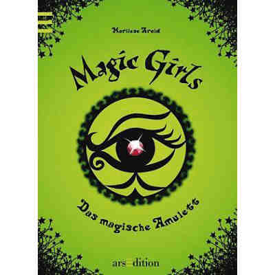 Magic Girls: Das magische Amulett Bd.2