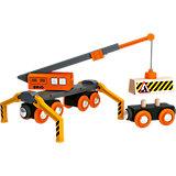 BRIO 33555 Mega Crane Set