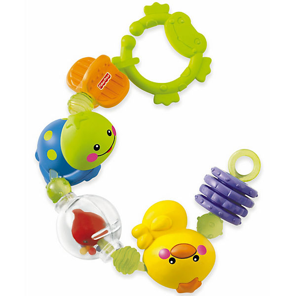 Fisher-Price - Rasselkette Schildi