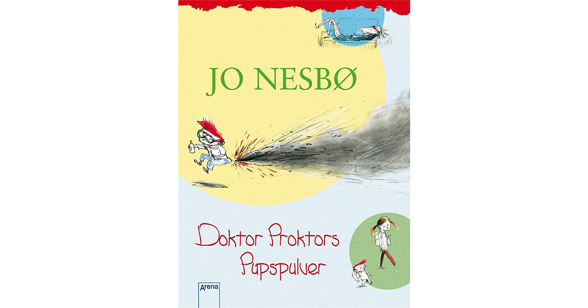 Buch - Doktor Proktors Pupspulver