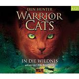 Warrior Cats, In die Wildnis, 4 Audio-CDs