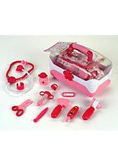 klein Barbie Arztkoffer, groß