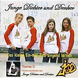 JDD - Junge Dichter und Denker: Das kleine Ein-mal-Eins singend lernen, 1 Audio-CD