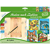 My First Paint By Numbers Gift Set I, 21-Piece