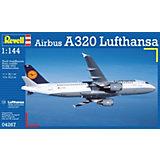 Аэробус Airbus A320 'Lufthansa'; 1:144