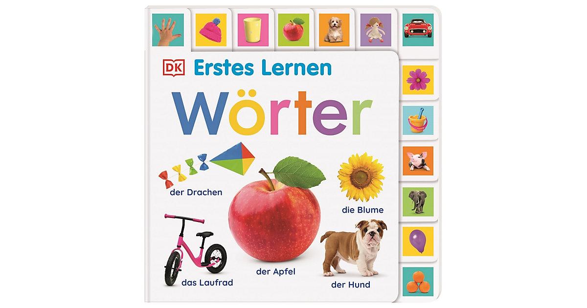 Buch - Erstes Lernen: Wörter