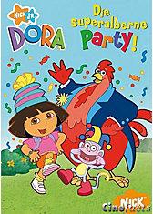 DVD Dora: Superalberne Party