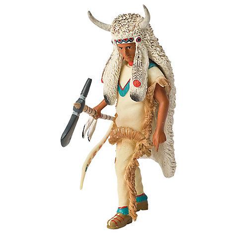 BULLYLAND Figurenwelt Indianer Medizinmann