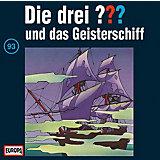 CD 93 Drei ??? - und das Geisterschiff