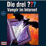 CD 88 Drei ??? - Vampir im Internet