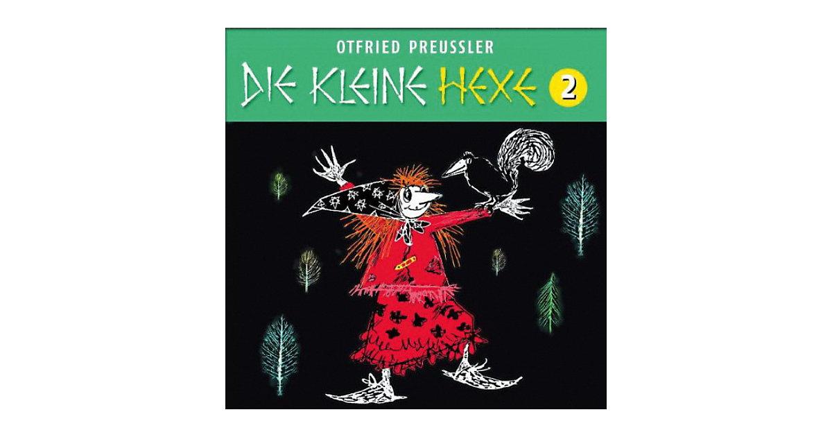 CD PREUßLER,OTFRIED-02: Die Kleine Hexe Hörbuch