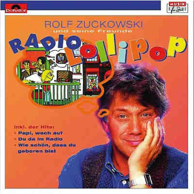 Cd Rolfs Radio Lollipop