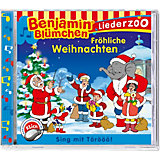 CD Benjamin Blümchen Liederzoo Fröhliche Weihnachten