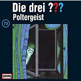 CD Drei ??? 73 - Poltergeist