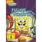 DVD Sponge Bob Freund oder Verräter